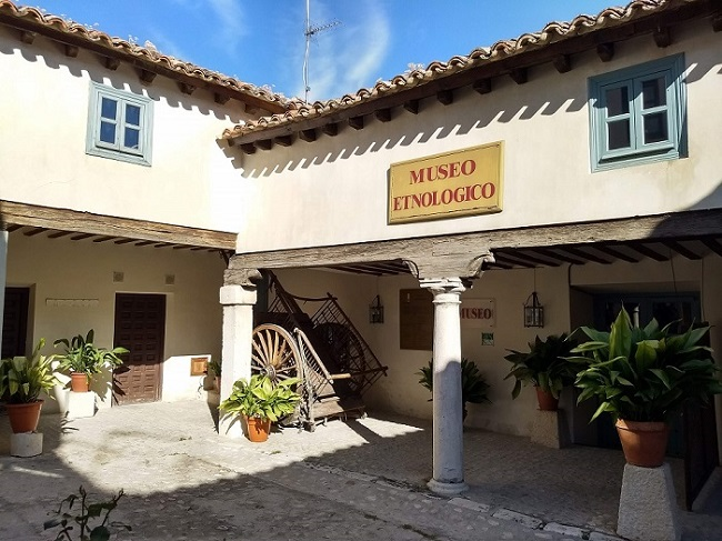 Chinchón-Néprajzi-Múzeum-la-Posada