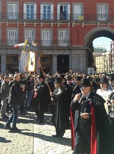 A-szardínia-temetése-Plaza-Mayor