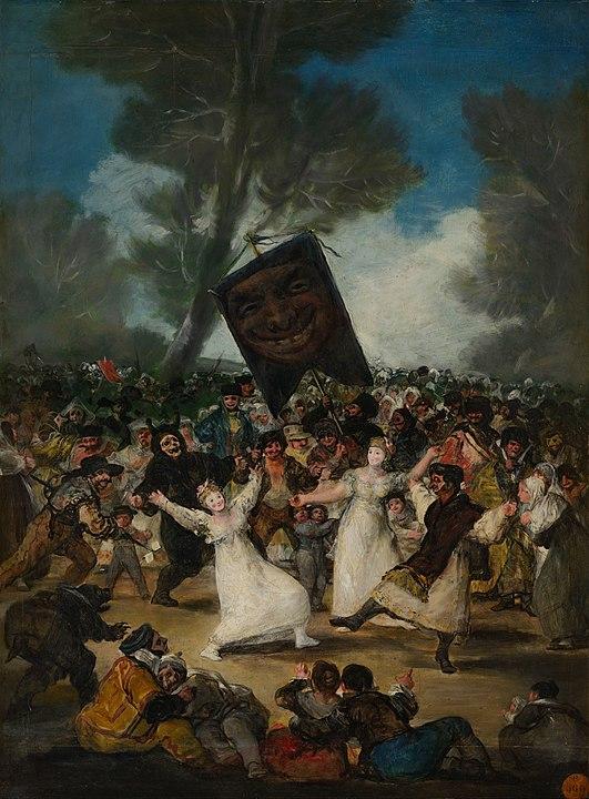 Goya-A-szardinia-temtése