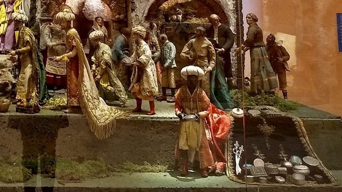 Nápolyi-betlehem-zsibárus